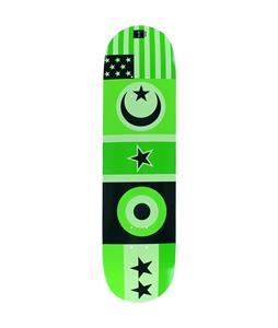 Chocolate Hsu Flags Skateboard Deck