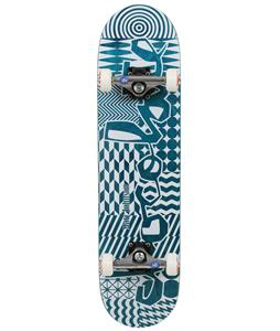 Chocolate Johnson Modern Chunk Skateboard Complete 7.875 x 31.25in