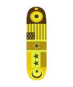 Chocolate Perez Flags Skateboard Deck