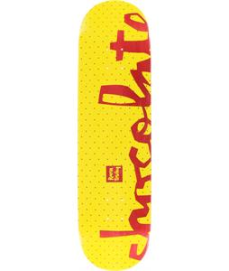Chocolate Tershy Floater Skateboard Deck