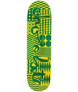 Chocolate Tershy Modern Chunk Skateboard Deck