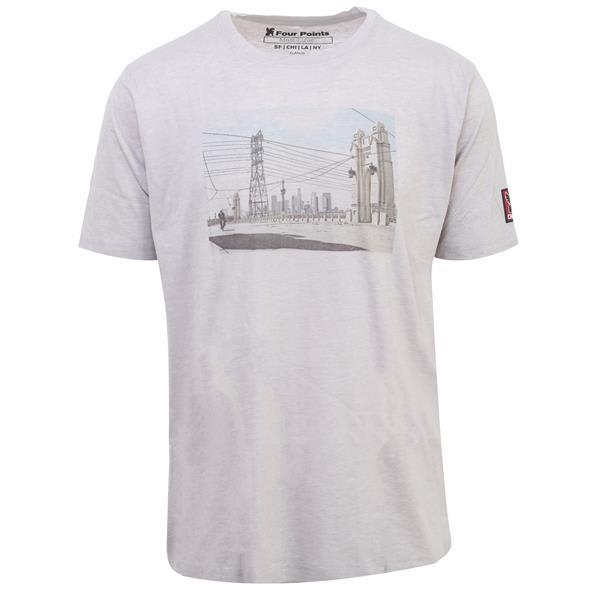 Chrome 4 Points T-Shirt