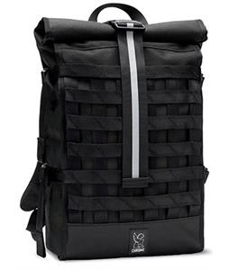 Chrome Barrage Bag Black/Black 22-34L