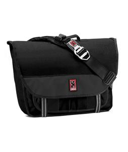 Chrome Buran Messenger Bag Black/Black 26L