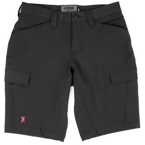 Chrome Cargo Shorts
