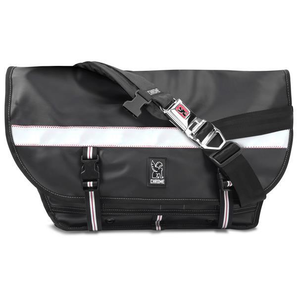 Chrome Citizen Rubberized Messenger Bag