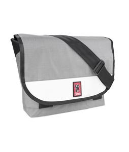 Chrome Classic Messenger Bag Grey 17L