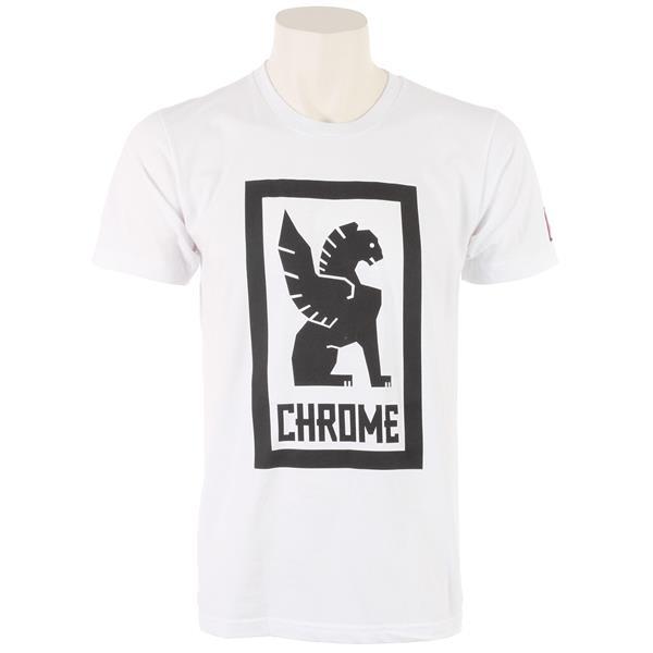 Chrome Large Lockup T-Shirt
