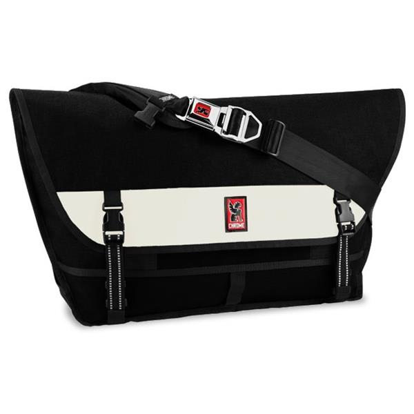 Chrome Metropolis Messenger Bag
