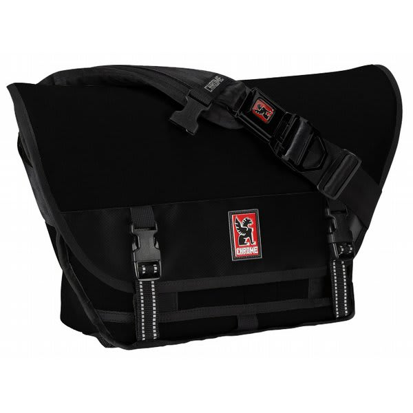 Chrome Mini Metro Messenger Bag