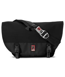Chrome Mini Metro Messenger Bag Black/Black 20.5L