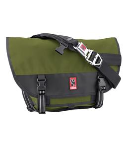Chrome Mini Metro Messenger Bag Olive 20.5L
