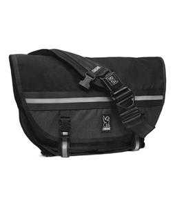 Chrome Night Series Mini Metro Messenger Bag Black