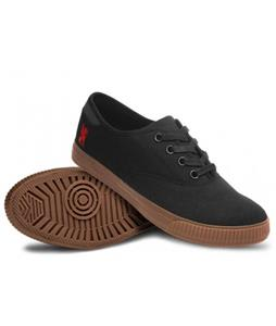 Chrome Truk Bike Shoes Black/Gum