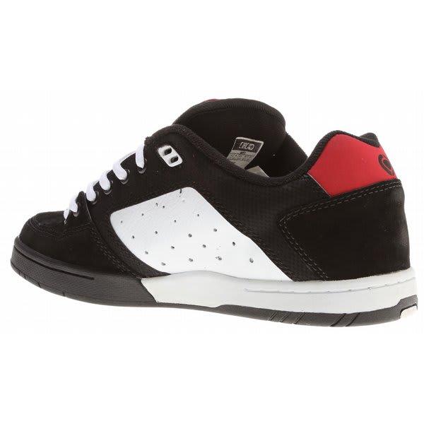 Circa Skate shoe offers 805 Lopez White Skull Tj Men's Shoes