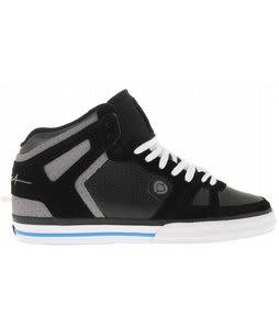 Circa 99 Vulc Skate Shoes Black/Frost/Malibu Blue