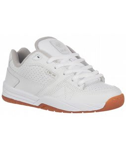 Circa AL202 Junior Skate Shoes White/Gum