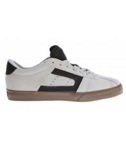 Circa Fix Skate Shoes Light Gray/Skate 4 Cancer