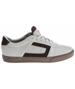 Circa Fix Skate Shoes Oatmeal/Bracken