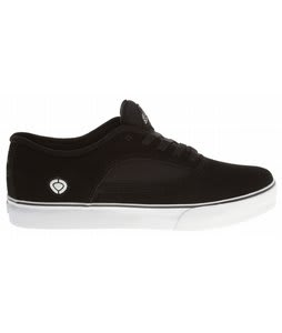 Circa Griz Skate Shoes Black/White