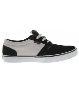 Circa Hesh Skate Shoes Black/Ash