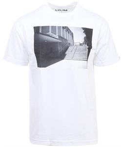 Circa Hollywood High T-Shirt White