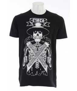 Circa Lopez Bandito T-Shirt Black