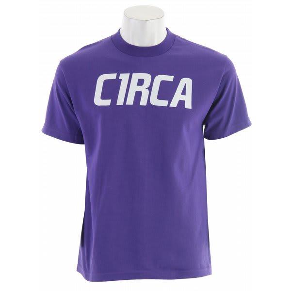 Circa Mainline Font T-Shirt