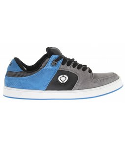 Circa Tave TT2 Skate Shoes Dark Gull/Blue