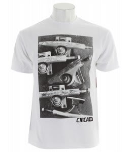 Circa Trucks T-Shirt White