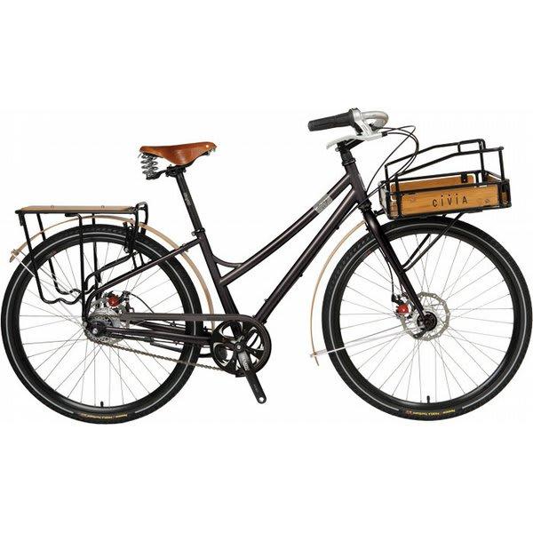 Civia Loring 3 Speed w/ Rack Bike