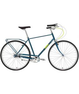 Civia Twin City Step Over Nexus 7 Speed Bike Azure Blue L (58cm)