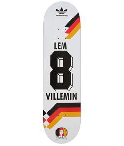 Cliche Adidas Jersey R7 Skateboard Lem Villemin 8.1in