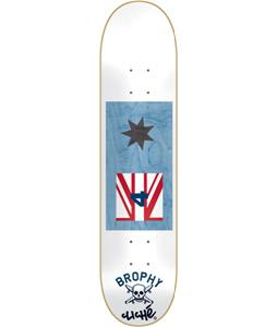 Cliche Brophy Fourstar R8 Skateboard 8.1 x 32.1in