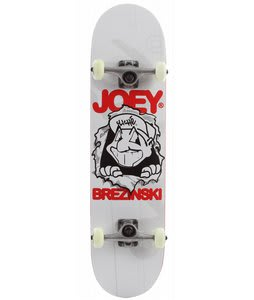 Cliche Joey B Skateboard Complete White 8