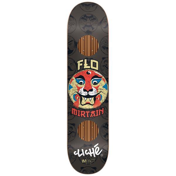 Cliche Mask Series Impact Mirtain Skateboard Deck