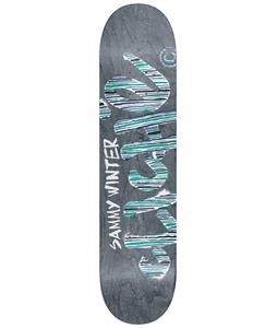 Cliche Stripes Series Winter Skateboard Deck