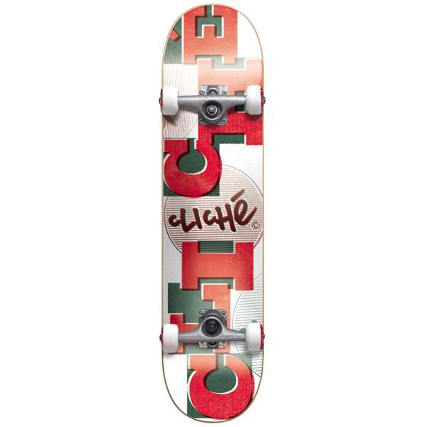 Cliche Uppercase Skateboard Complete