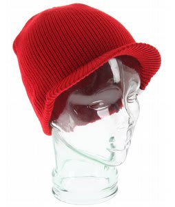 Coal Basic Beanie Red