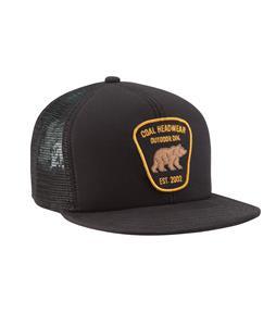 Coal Bureau Cap Black