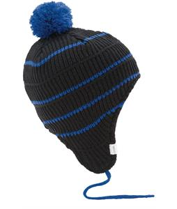 Coal Clayton Beanie Black