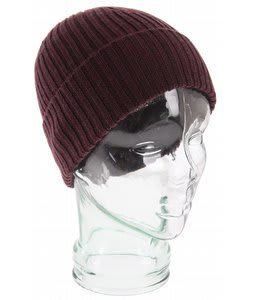Coal Emerson Beanie Heather Wine