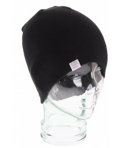 Coal FLT Beanie Black