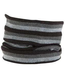 Coal FLT NW Neck Gaiter Black Stripe