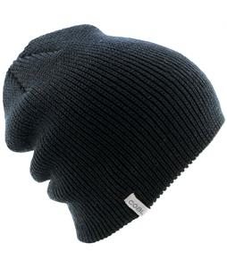 Coal Frena Solid Beanie Black