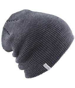 Coal Frena Solid Beanie Charcoal