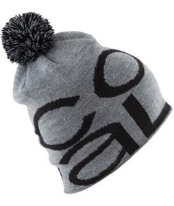 Coal Logo Beanie Heather Grey