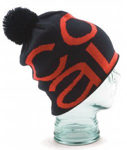 Coal The Logo Beanie Black