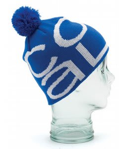 Coal The Logo Beanie Royal Blue