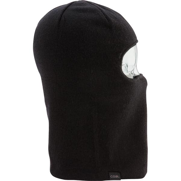 Coal Merino Clava Facemask